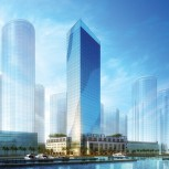 Dubai-Maritime-City-Office-Towers,-UAE-(2)