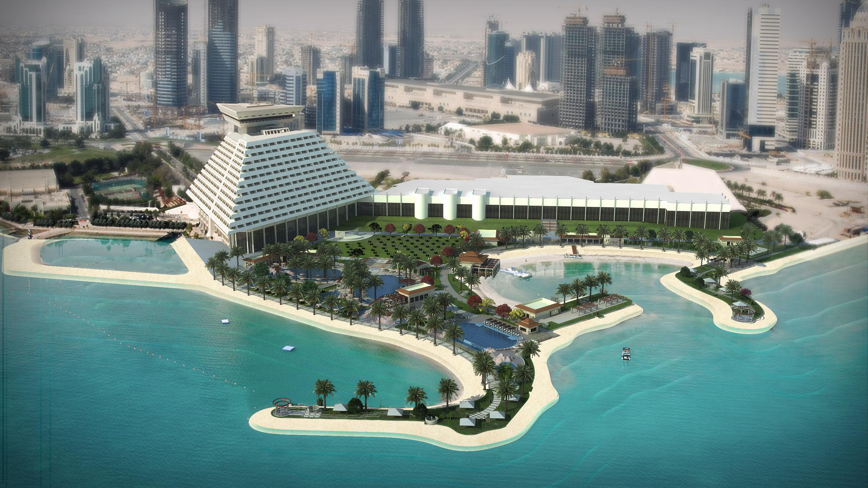 Sheraton Doha Resort & Convention Hotel, Qatar ‹ Ehaf